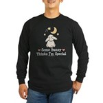 Some Bunny Special Long Sleeve Dark T-Shirt