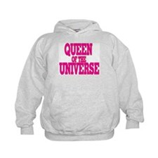 queen of the universe Hoodie