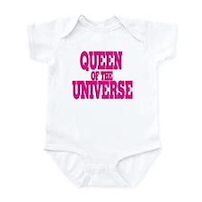 queen of the universe Infant Bodysuit