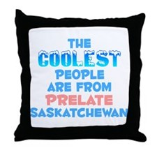Coolest: Prelate, SK Throw Pillow