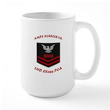 2nd Class POA Mug