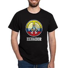 Peace Ecuador T-Shirt
