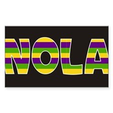 NOLA Rectangle Decal