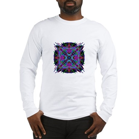 Kaleidoscope 005a2 Long Sleeve T-Shirt
