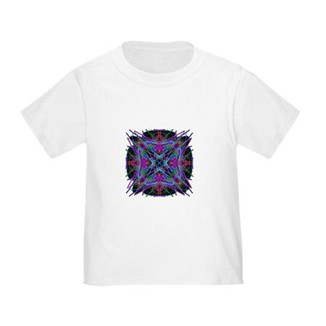 Kaleidoscope 005a2 Toddler T-Shirt