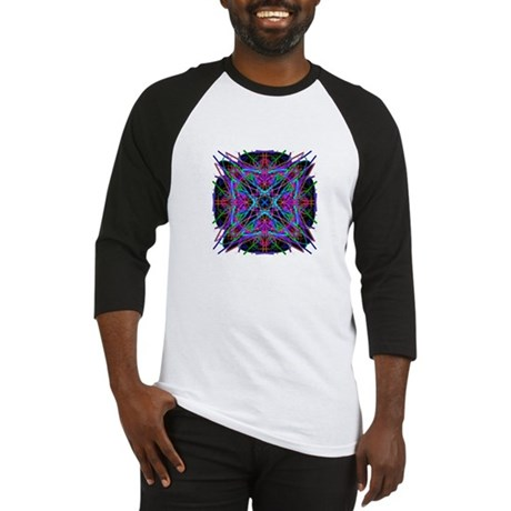Kaleidoscope 005a2 Baseball Jersey