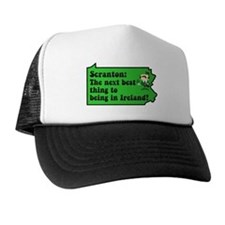 Scranton St Patricks Day Parade Trucker Hat