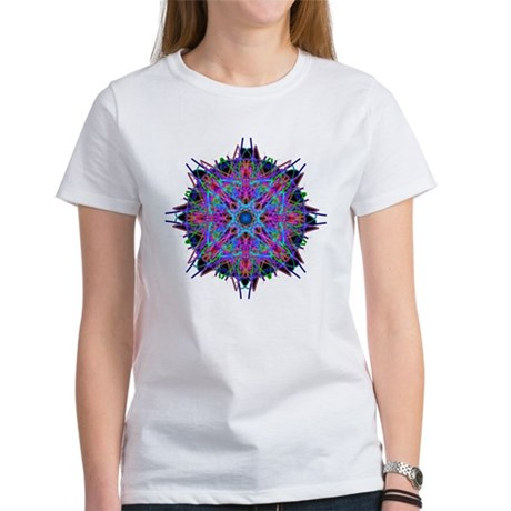 Kaleidoscope 005b2 Women's T-Shirt