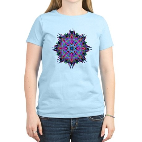 Kaleidoscope 005b2 Women's Light T-Shirt