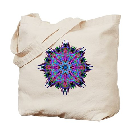 Kaleidoscope 005b2 Tote Bag