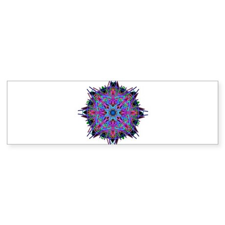 Kaleidoscope 005b2 Bumper Sticker