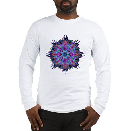 Kaleidoscope 005b2 Long Sleeve T-Shirt