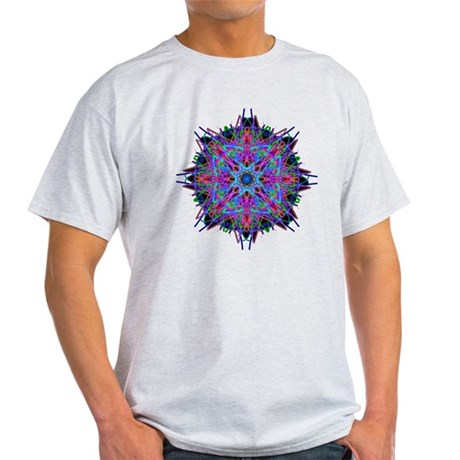 Kaleidoscope 005b2 Light T-Shirt
