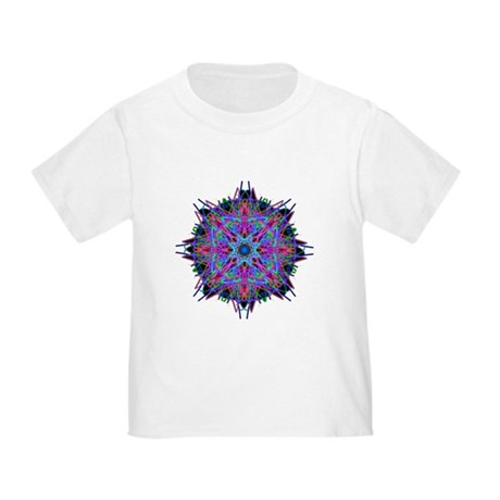 Kaleidoscope 005b2 Toddler T-Shirt
