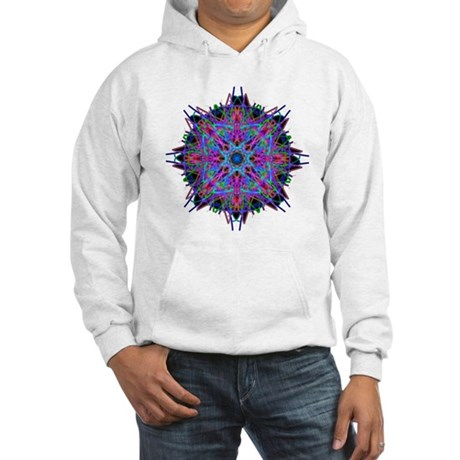 Kaleidoscope 005b2 Hooded Sweatshirt