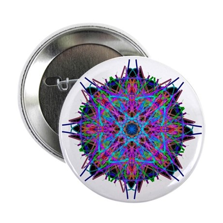 "Kaleidoscope 005b2 2.25"" Button"