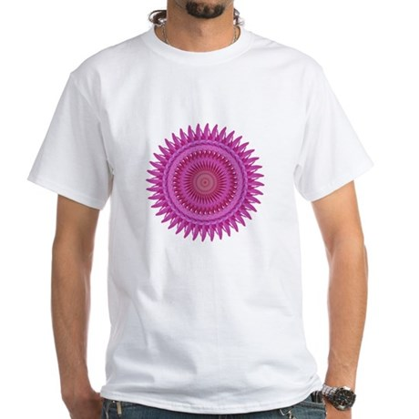 Kaleidoscope 00018 White T-Shirt