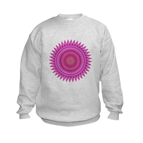 Kaleidoscope 00018 Kids Sweatshirt