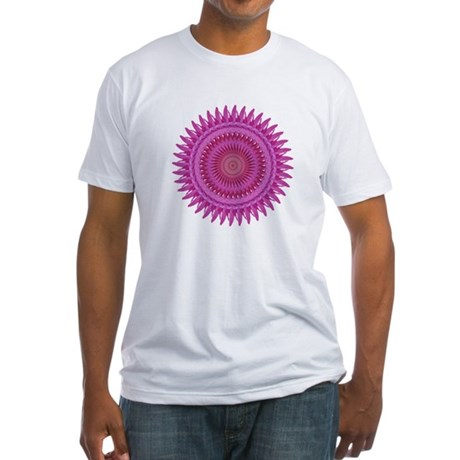 Kaleidoscope 00018 Fitted T-Shirt