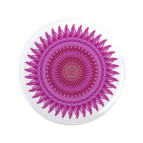 "Kaleidoscope 00018 3.5"" Button (100 pack)"