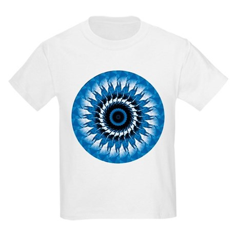 Kaleidoscope 00038b Kids Light T-Shirt
