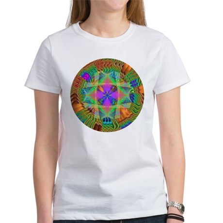 Kaleidoscope 002a Women's T-Shirt