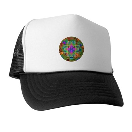 Kaleidoscope 002a Trucker Hat