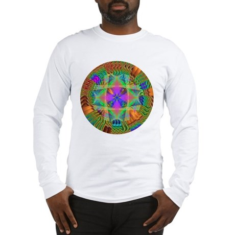 Kaleidoscope 002a Long Sleeve T-Shirt