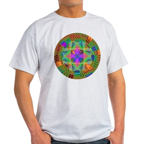 Kaleidoscope 002a Light T-Shirt