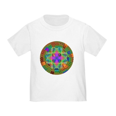 Kaleidoscope 002a Toddler T-Shirt