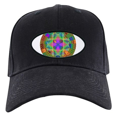 Kaleidoscope 002a Black Cap