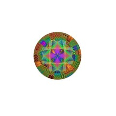 Kaleidoscope 002a Mini Button (100 pack)
