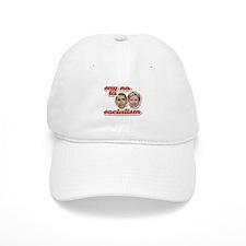 Say No To Socialism Baseball Cap