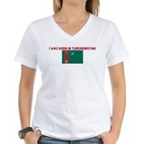 I WAS BORN IN TURKMENISTAN Shirt