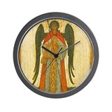 Angel Wall Clock