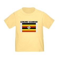 GENUINE UGANDAN T