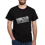 Not Crazy Just Rehearsing Dark T-Shirt