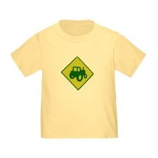 Tractor Crossing T-Shirt