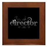 Urban Director Framed Tile