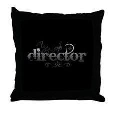 Urban Director Throw Pillow