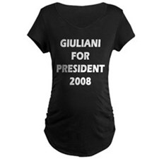 Giuliani For President 2008 T-Shirt