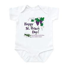 St. Urho's Day Infant Bodysuit
