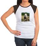 BEAUTIFUL HORSES Women's Cap Sleeve T-Shirt