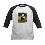 BEAUTIFUL HORSES Kids Baseball Jersey
