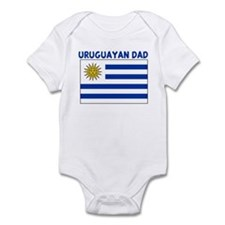 URUGUAYAN DAD Infant Bodysuit