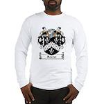 Foster Family Crest Long Sleeve T-Shirt