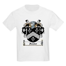 Foster Family Crest Kids T-Shirt