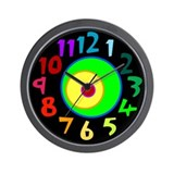 Really Bright Wall Clock