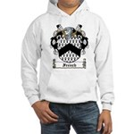 French Family Crest Hooded Sweatshirt