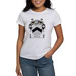 French Family Crest Women's T-Shirt
